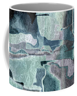 Cerulean Twist Coffee Mug