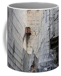 Cervaiole Quarry - Apuan Alps, Tuscany Italy Coffee Mug