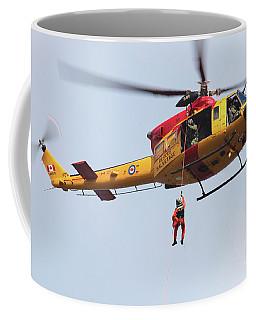 Ch-146 Griffon Of The Canadian Forces Coffee Mug
