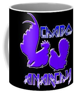Chabo Anarchy Bluepurple Coffee Mug
