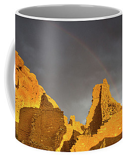 Chaco Canyon Rainbow Coffee Mug
