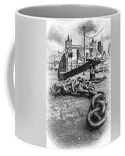 Chain And Anchor, Southwark Coffee Mug