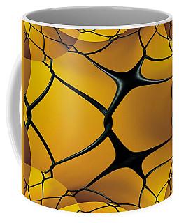 Chain Link Fractal Coffee Mug