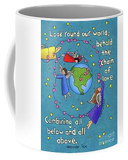Chain Of Love Coffee Mug