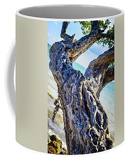 Chained Coffee Mug
