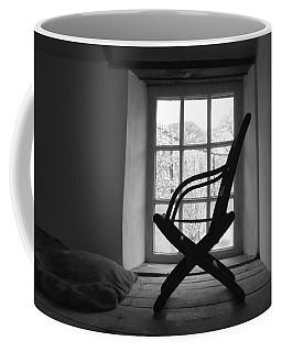 Chair Silhouette Coffee Mug