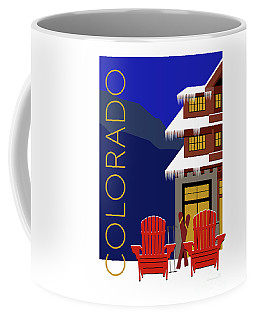 Colorado Chairs Coffee Mug