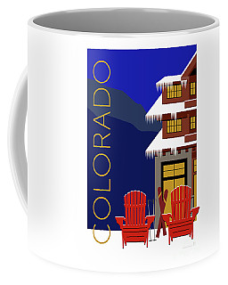 Colorado Chairs Coffee Mug