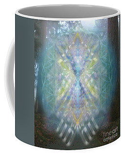 Chalice-tree Spirit In The Forest V1 Coffee Mug