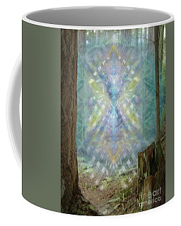Chalice-tree Spirt In The Forest V2 Coffee Mug by Christopher Pringer
