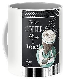 Chalkboard Retro Coffee Shop 2 Coffee Mug