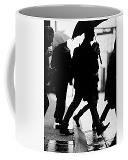 Coffee Mug featuring the photograph Challenge Of Peace  by Empty Wall