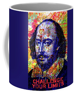 Challenge Your Limits Coffee Mug by Gary Grayson