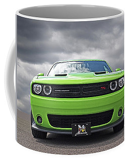 Challenger Scat Pack Coffee Mug