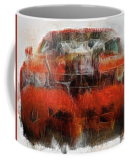 Challenger Wash Coffee Mug