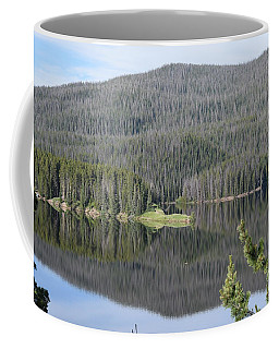 Chambers Lake Hwy 14 Co Coffee Mug