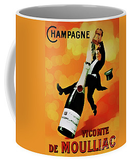Champagne Celebration Coffee Mug