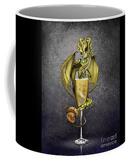 Champagne Dragon Coffee Mug