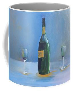 Champagne For Two Coffee Mug