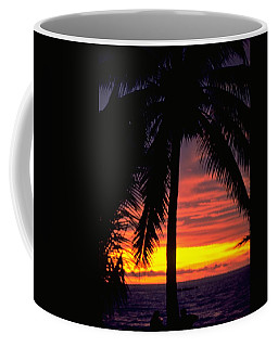 Champagne Sunset Coffee Mug by Travel Pics