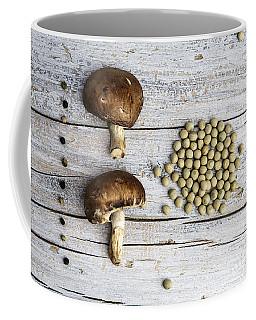 Champignons, Peas And Pepper Coffee Mug