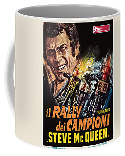Champions Rally Coffee Mug by Gary Grayson
