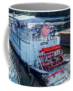 Champlain Canal Patriot Coffee Mug