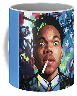 Chance The Rapper Coffee Mug