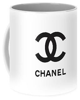 Chanel - Black And White 04 - Lifestyle And Fashion Coffee Mug