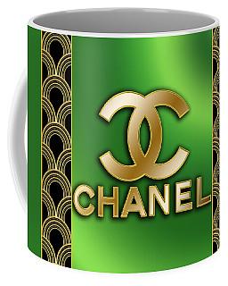 Chanel - Chuck Staley Coffee Mug by Chuck Staley