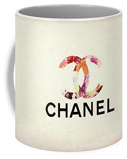 Chanel Floral Texture  Coffee Mug
