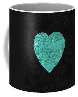 Chanel Heart-4 Coffee Mug