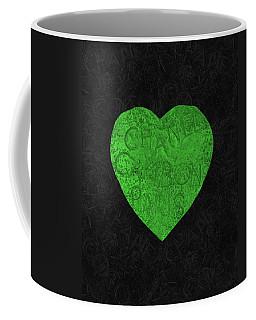 Chanel Heart-5 Coffee Mug