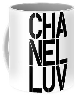 Chanel Luv-1 Coffee Mug