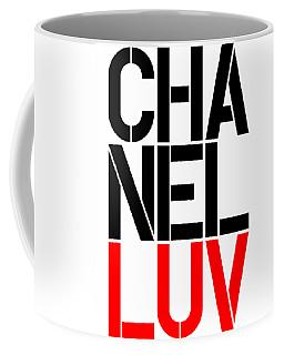Chanel Luv-5 Coffee Mug