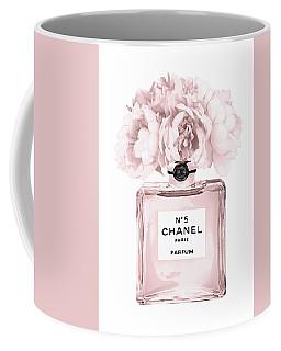 Chanel N.5 Perfume 9 Coffee Mug