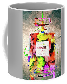 Chanel No 5 Coffee Mug