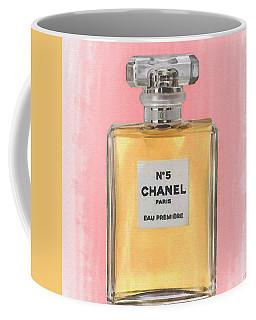 Chanel No 5 Eau De Parfum Coffee Mug