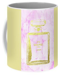 Chanel Perfume N.5 Poster Coffee Mug