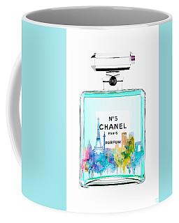 Chanel Poster Coffee Mug