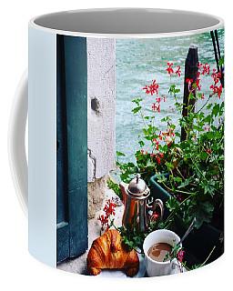 Chanel View Breakfast In Venezia Coffee Mug