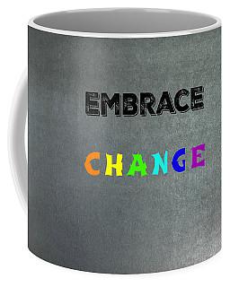 Change #1 Coffee Mug
