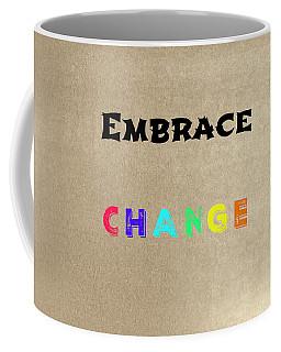 Change #2 Coffee Mug