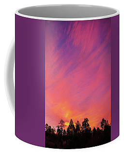Change Is Often A Challenge Which Both Excites The Soul And Frightens The Body. Coffee Mug
