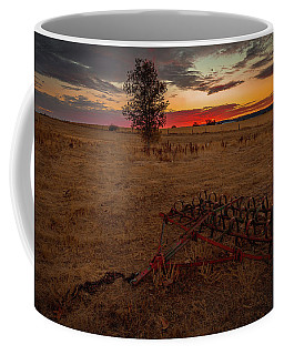Change On The Horizon Coffee Mug