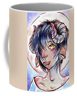 Changeling Moon Coffee Mug