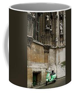 Changes With Time Coffee Mug