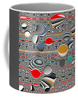 Changing Forms Coffee Mug by Jessica Hughes