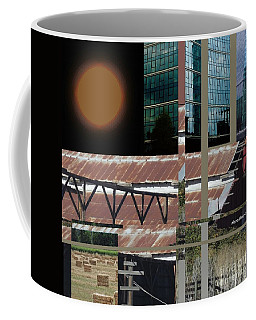 Changing Landscape Coffee Mug by Andrew Drozdowicz
