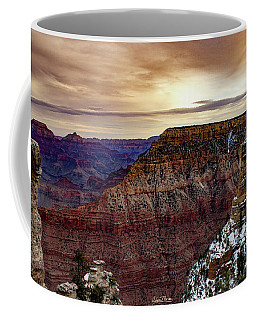 Changing Of The Seasons Coffee Mug